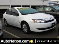 2004 Saturn Ion Our Location is: Autoway Ford - St.
