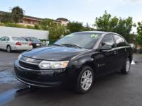 Top Gear Auto Group This 2004 Saturn Ion II is in good