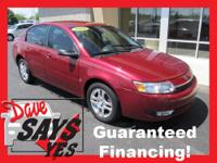 2004 Saturn ION Sedan 3 Our Location is: Dave Arbogast