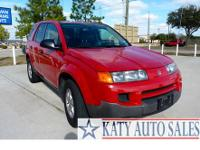 Katy Auto Sales offers you this 2004 pre-owned Saturn