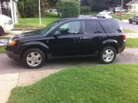 2004 Saturn Vue for sale, runs GREAT! Black exterior,