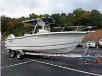 2004 Sea Boss 235CC, Unbelievable like brand-new
