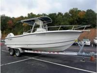 2004 Sea Boss 235CC, Unbelievable like new condition!