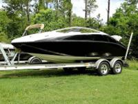 2004 Sea Doo 200 Speedster Twin 4-TEC 155HP. Adrenaline