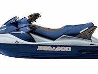 2004 Sea-Doo/BRP GTX 4-TEC SUPERCHRGD LTD *** Just 99