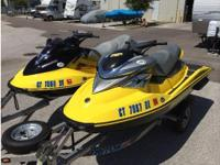 2004 Sea Doo RXP And 2004 Sea Doo GTX. KEEP IN MIND.
