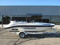 2004 Sea-Doo Sport Boat CHALLENGER 2000, This 2000