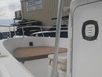 2004 Sea Fox 230 Beautiful Boat Mercury 200 Saltwater