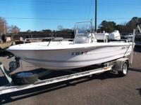 2004 Sea Pro 180 Center Console powered by a Johnson
