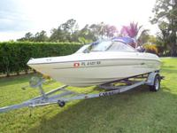 2004 SeaRay 185 Sport w/ Mercury 125hp 2-Stroke,