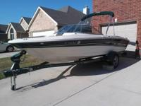 2004 Sea Ray 185 Sport. A relatively brand new 2004 Sea