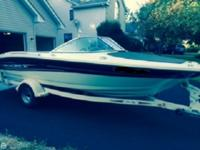 This is a great One Owner Sea Ray Bowrider with a nice