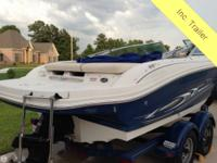 - Stock #76439 - This Sea Ray 200 Select is a feature