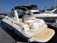 This 320 Sundancer is an excellent value for somebody