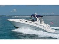 2004 Sea Ray 320 Sundancer THE PRICE ON THIS SEA RAY