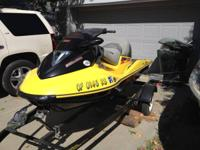 hi i have a 2004 seadoo gtx 3 seater with a riva stage