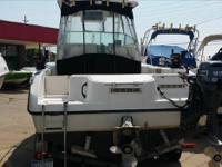 2004 Seaswirl 2301WA This boat is powered by a 5.0L