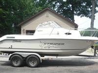 ...,,,2004 Seaswirl Striper 1851 WA. This boat is in