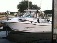 2004 Seaswirl Striper 2601WA Bought new in 2005 Boat