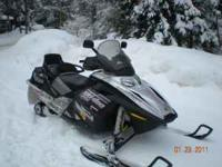 2004 Ski Doo GSX Sport 600 HO SDI Electric Start,