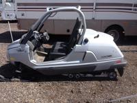 2004 Skidoo Elite Snowmobile. Only 126 original