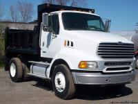 THIS IS A 2004 STERLING A9000 S/A DUMP TRUCK.  IT
