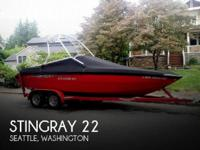 2004 Stingray 22 - Stock #086053 -