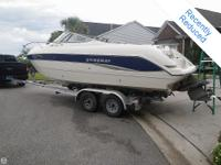 This a 2004 boat that is in remarkably terrific shape,