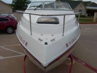 2004 Stingray 240  CS Cabin Cruiser with 5.7 Volvo