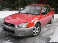 2004 Subaru Impreza Outback AWD Sport Wagon for sale.