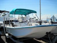 Description Sundance 20' Center Console Skiff This