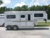 2004 Sundowner Sunlite C-575 (2) horse straight load