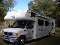 This is a 2004, 31' Sunseeker SS 3100 Motor Home by
