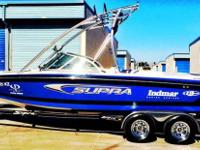 2004 Supra Gravity Games 22 SSV Boat is located in