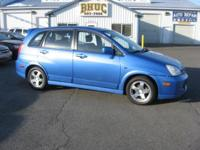 Options Included: N/A2004 SUZUKI AERIO WAGON SX -