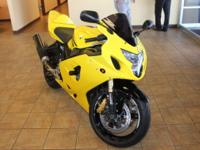 Introducing the 2004 Suzuki GSX-R600 lighter,