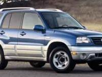 Sturdy and dependable, this Used 2004 Suzuki Grand
