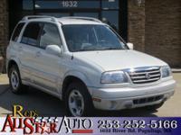 Options:  2004 Suzuki Grand Vitara Lx 4Wd|The Carfax