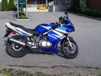 2004 Suzuki GS500F 9,100 Miles Always garaged All new