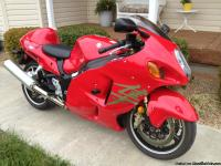UP for sale 2004 Suzuki GSX1300R Hayabusa Limited