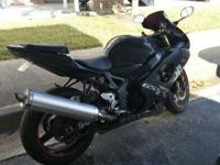 For sale is a 2004 Suzuki GSX-R750 with a rebuilt