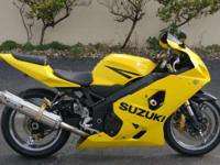 2004 Suzuki GSX-R600 2004 GSX-R600 Introducing the
