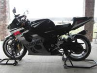 I have a 2004 Suzuki gsxr 1000 in like brand-new