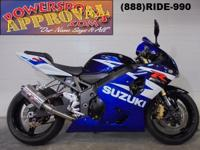 2004 Suzuki GSXR600 Crotch Rocket for sale with only