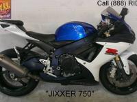 2004 Suzuki GSXR750 Crotch Rocket For Sale-U1763 with