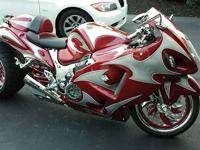 2004 Suzuki Hayabusa GSXR1300 FULLY CUSTOMIZED with