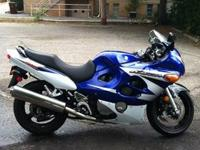 I am selling my 2004 Suzuki Katana 600 runs great and