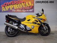 2004 Suzuki Katana Motorcycle for sale with only 4,247