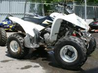 2004 SUZUKI LTZ-250 SPORT ATV STRONG RUNNING GOOD