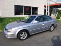 Options Included: ABS Brakes, Alloy Wheels, Clock,